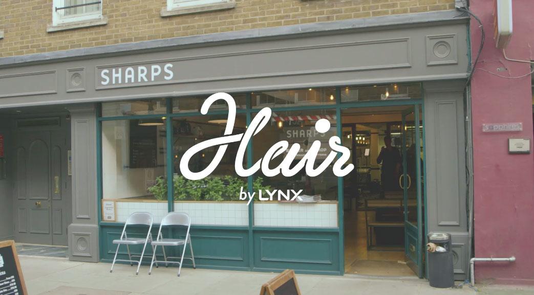 Hair by Lynx